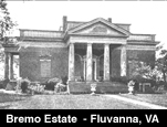Bremo Estate in Fluvanna, Virginia