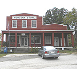 Wingina Post Office, in Wingina, Nelson, Virginia